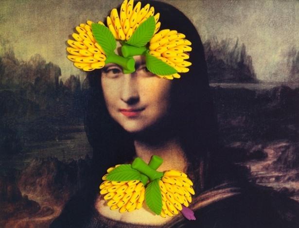 O artista brasileiro Nelson Leirner estilizou imagens da Mona Lisa para exposição no Rio de Janeiro, na Galeria Silvia Cintra. A mostra é gratuita e vai até 20 de outubro