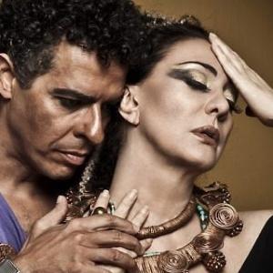 Gustavo Gasparini e Eliane Giardini encenam a tragédia grega