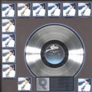 Disco de platina do