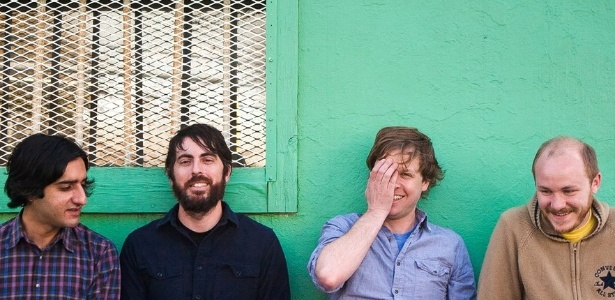 Integrantes da banda Explosions in the Sky