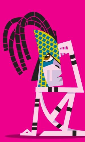 Caricatura de Ney Matogrosso. De 6 de março a 6 de abril, o bar d'Água Benta exibe a mostra Caras e Caricas, do cartunista Fernando Carvall. A vernissage aberta ao público acontece dia 6 de março, a partir das 20 horas. O artista plástico apresenta caricaturas de artistas, escritores, cantores, esportistas e personalidades do mundo todo, entre eles Amy Winehouse, Tim Maia, Neymar e Leminski. A casa fica na rua Dr. Homem de Mello, 876, Perdizes, e funciona de segundas, das 12h às 15h; terças a sábados das 12h à 0h; e domingos, das 11h45 às 19h. Mais informações no telefone (11) 3862-9653.