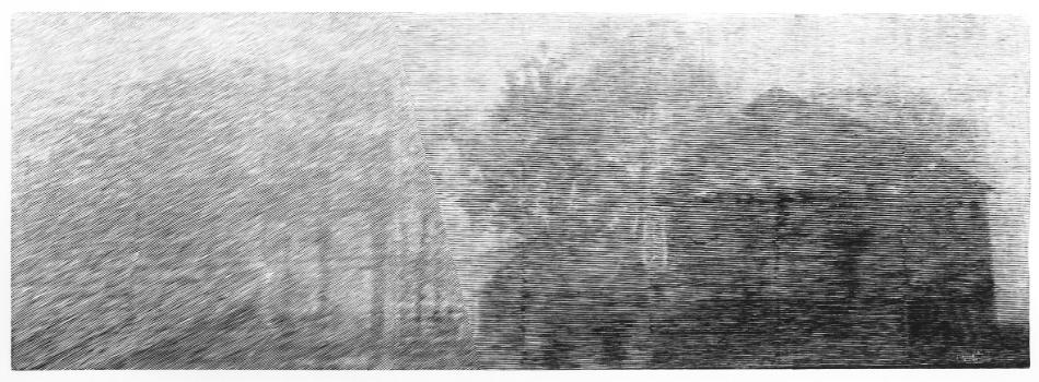 """""""Neblina"""" (2011), de Rafael Pagatini. """"Convite à Viagem - Rumos Artes Visuais 2011/2013"""" traz 108 obras de 45 artistas que foram selecionadas por um edital do programa do Itaú Cultural. Segundo o curador, não há uma linha ou tendência única entre as obras, pois elas representam o que tem se produzido de mais atual em várias frentes, como fotografia, vídeo e instalação. A mostra pode ser conferida pelo público em geral de 15 de março a 19 de maio no Centro Cultural Paço Imperial - IPHAN/MinC (Praça XV de Novembro, 48), com entrada franca, de terça a domingo, das 12 às 18h. O Paço Imperial recebe cinco obras a mais do que a sede do Itaú Cultural, em São Paulo, recebeu quando sediou a mostra em 2012. Mais informações: (21) 2215.2622"""