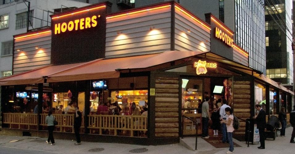 Redes estrangeiras de restaurantes batem recordes no for Fachada para restaurante