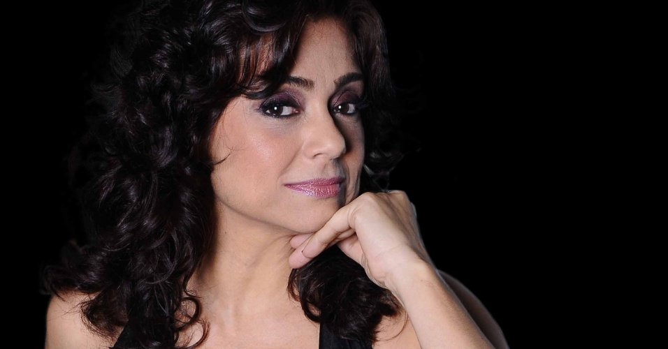 A cantora Selma Reis