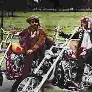 """Cena do filme """"Sem Destino"""", com direção de Dennis Hopper, parte da mostra """"On The Road"""", na Cinemateca, em São Paulo - Divulgação"""