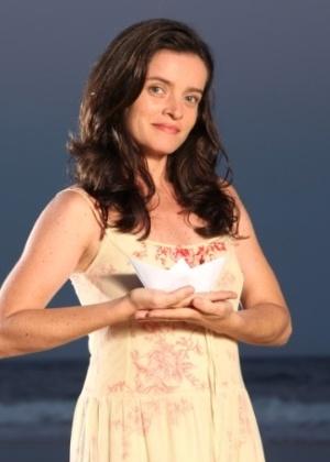A atriz, escritora e roteirista Maria Mariana  - Divulgação