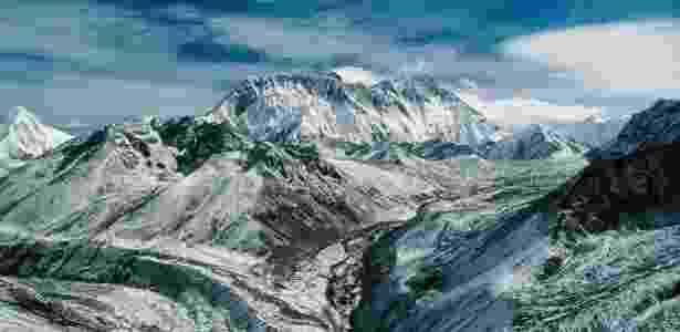 Monte Everest, no Nepal - Divulgação