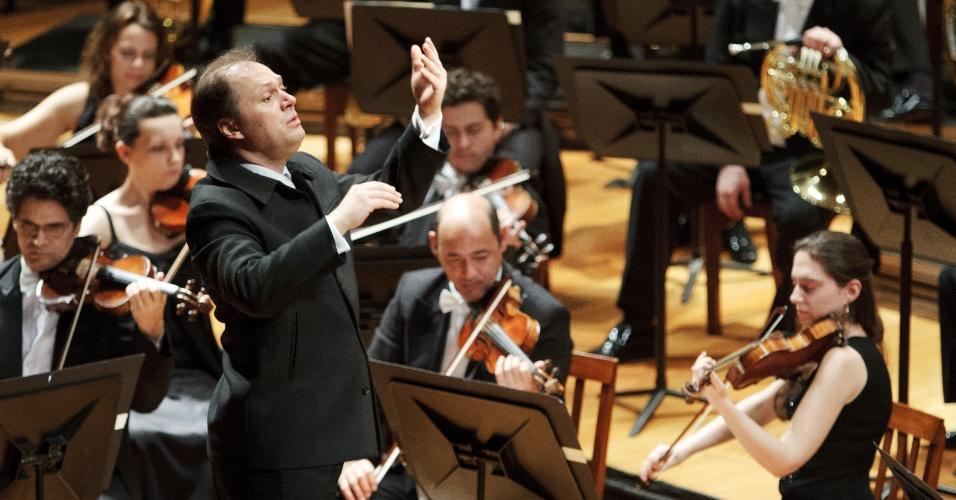 A Orquestra Sinfônica Brasileira