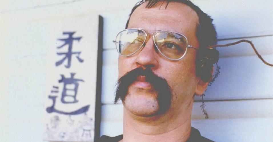 O poeta Paulo Leminski, que ganha uma exposição em sua homenagem em Curitiba no sábado (27/10/12)
