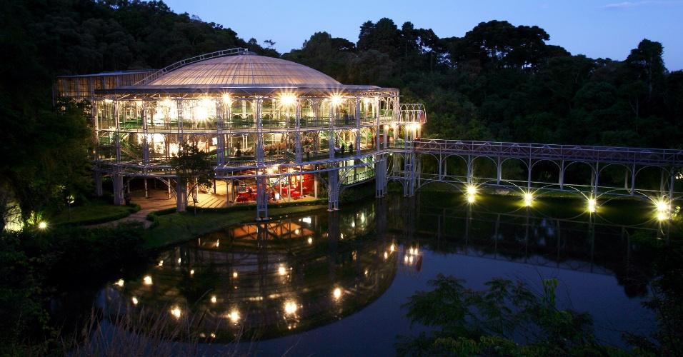 O Parque das Pedreiras foi inaugurado em 1992 e é onde fica localizado a Ópera de Arame, um teatro construído todo em estrutura tubular e com teto transparente, com capacidade para 2.400 espectadores. O parque conta com 103.500 m².