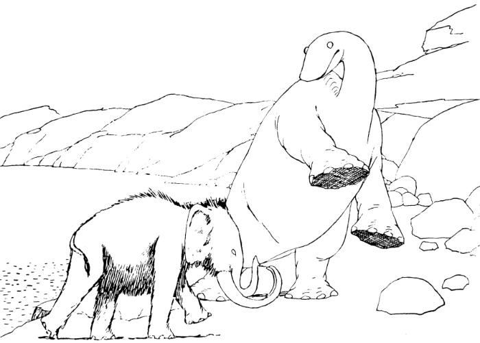 Gertie, a dinossauro, personagem de Winsor McCay (1914)