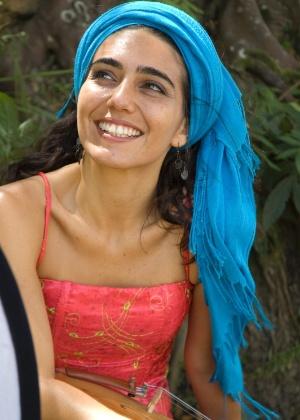 A cantora Renata Rosa, também compositora e rabequeira - Agência Pavio/Divulgação